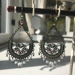 Sorrelli Crystal Chandelier Earrings